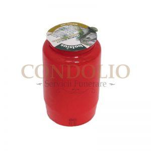 candela plastic rosu cn 04