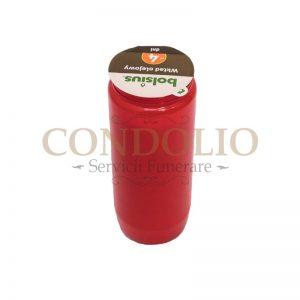 candela plastic rosu cn 08