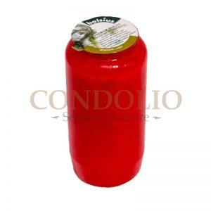 candela plastic rosu cn 09