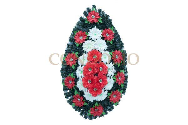 coroana funerara CR 07