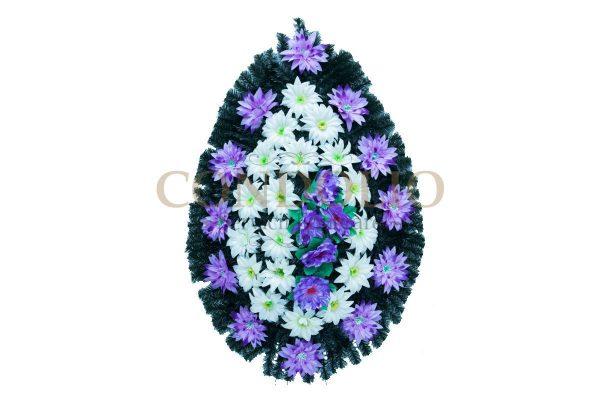 coroana funerara CR 10